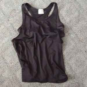 NEVER WORN Black Tank !